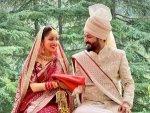 Uri Actress Yami Gautam S Bridal Makeup Look From Her Wedding Day