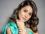 Baarish Ban Jaana Star Hina Khan S Green Ruffle Dress It S Price And Her Cute Hairpin