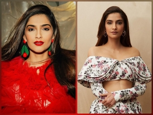 Neerja Actress Sonam Kapoor S Fashionable Outfits From Her Birthday Celebration