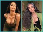 Kim Kardashian S Dramatic And Glam Makeup Looks On Instagram