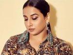 Vidya Balan S Soft Yet Glam Makeup Look From Sherni Promotions