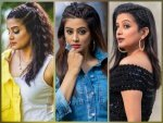The Family Man Actress Priya Mani Raj S Stylish Braid Hairstyles On Instagram