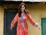 Yami Gautam S Post Wedding Look In Printed Maxi Dress On Instagram