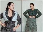 Vidya Balan S Patterned Outfits For Sherni Promotions