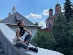 Haseen Dillruba Actress Taapsee Pannu S Russian Holiday Includes Stunning Outfits