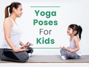 Easy Yoga Poses For Children