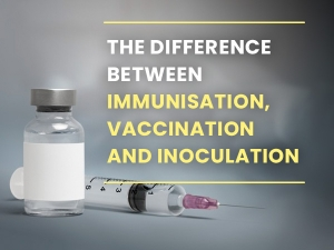 The Difference Between Immunisation Vaccination And Inoculation
