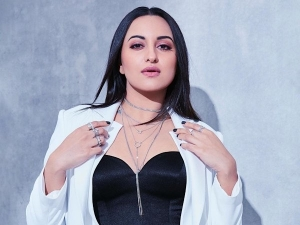 On Sonakshi Sinha S Birthday Her Boss Lady Looks In Different Pantsuits