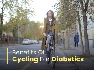 Benefits Of Cycling For People With Diabetes