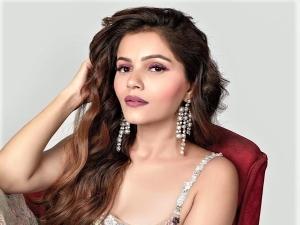 Get Rubina Dilaik S Pink Monochrome Makeup Look In Just 5 Simple Steps