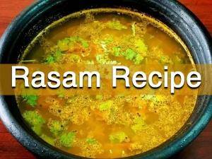 How To Prepare Rasam Recipe