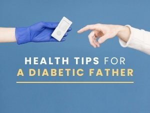 Father's Day 2021: Effective Health Tips For Diabetic Fathers