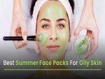 Best And Easy Summer Homemade Face Packs For Oily Skin