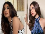 Mouni Roy Gives Summer Fashion Goals In Printed Backless Dress And Jumpsuit
