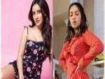 Bhumi Pednekar And Neha Sharma Give Stay At Home Fashion Goals In Their Printed Dresses