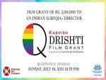 Kashish Offers Film Grant To Lgbtq Filmmakers