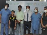 Doctors Correct 140 Degree Scoliotic Spinal Curve Of 12 Year Old Boy