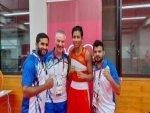 Tokyo Olympics Lovlina Borgohain Seals India First Boxing Medal Facts