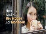 Healthy And Hot Beverages For Monsoon