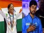 Tokyo Olympics 2021 Mary Kom Manpreet Singh And Bajrang Punia Named Indias Flag Bearer