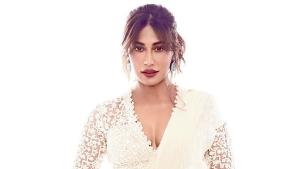 Chitrangda S Ivory Chiffon Saree Look On Instagram And Its Price