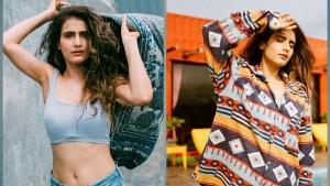 Fatima Sana Shaikh S Two Stunning Outfits On Instagram
