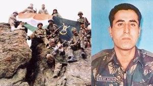 Captain Vikram Batra Kargil War Hero Biopic Shershaah