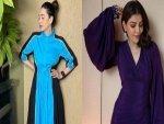 Karisma Kapoor Kajal Aggarwal And Other Divas In Dresses