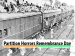 Partition Horrors Rememberance Day August 14 History Significance