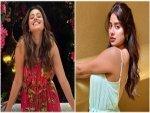 Nushrratt Bharuccha Janhvi Kapoor And Other Divas In Dresses On Instagram
