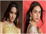 Aditi Rao Hydari Kiara Advani And Other Actresses Outfits For Raksha Bandhan