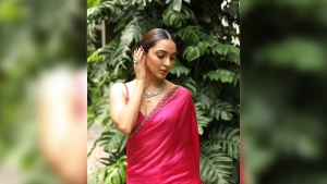 Shershaah Actress Kiara Advani S Sarees For The Promotions Of Her Movie