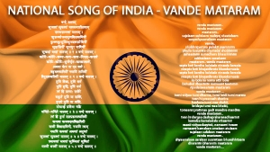 Vande Mataram Song Lyrics Meaning English