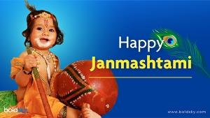 Krishna Janmashtami Wishes And Messages