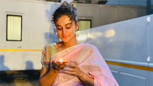 Taapsee Pannu S Behind The Scenes Fashion Looks From Her Movies On Her Birthday