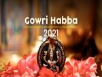 Gowri Habba Gowri Ganesha Festival Messages Greetings Quotes Texts Status