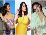 Huma Qureshi Katrina Kaif And Shikha Talsania Have Dress Goals