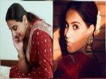 Vidya Balan And Genelia Deshmukh S Red Sarees On Instagram