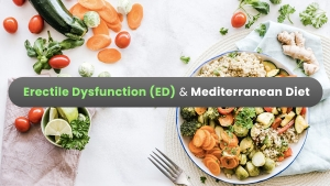 Erectile Dysfunction And The Mediterranean Diet