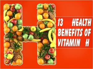 12 Health Benefits Of Vitamin H (Biotin)