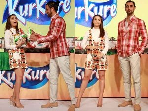 Parineeti's & Kunal's Cute AF Outfits!