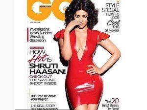 #HotAlert: Shruti Haasan On GQ India