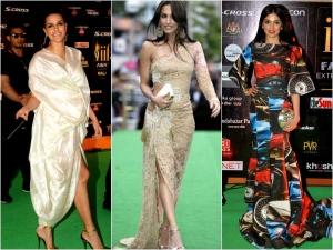 9 Worst Dressed Celebrities At IIFA