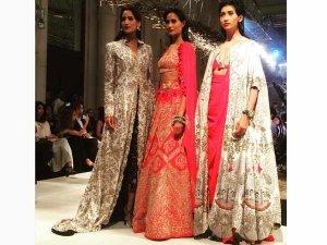 Anamika Khanna, India Couture Week 2016