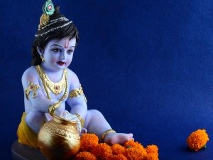 Krishna Janmashtami 2019: How To Welcome Little Gopala With Love In Your Home