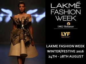 Live Updates -- Lakme Fashion Week 2016