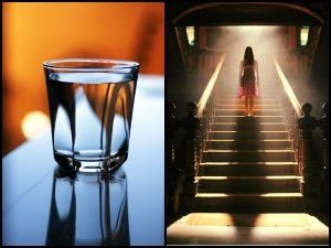 1 Glass Of Water = No Negative Energy!