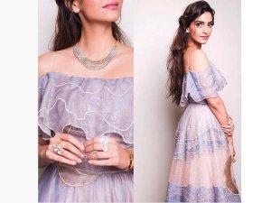 Sonam Kapoor Does A Sheer Look