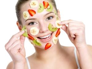 Benefits Of Fruit-Based Cream Or Scrub