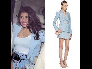 Jacqueline Fernandez Is So Chic